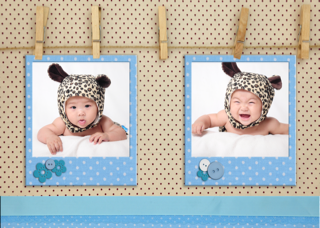 'boy','baby','photoframe','twin'