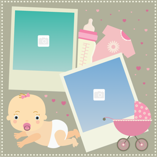 'newborn','baby','photoframe'