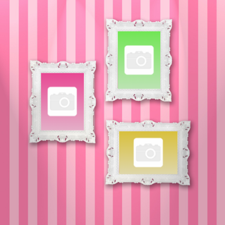 'pink','photoframe','baby','wallpaper'