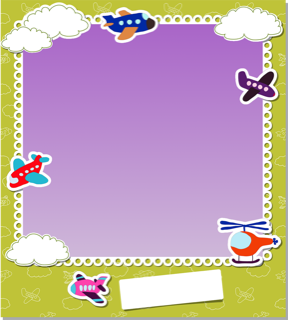 'single','photoframe','baby','airplane'