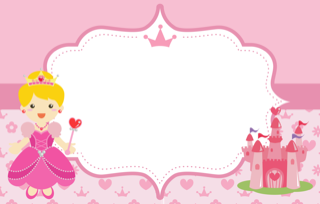 'girl','birthday','invitation'