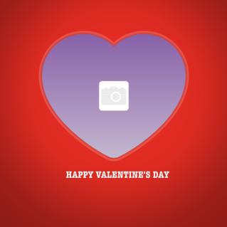 'happy','valentine','day','photoframe'